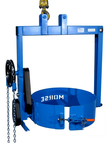 heavy-duty drum carrier without drum