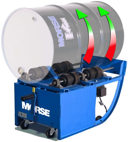 Images of Morse Portable 55-Gallon Drum Mixers - Morse Drum