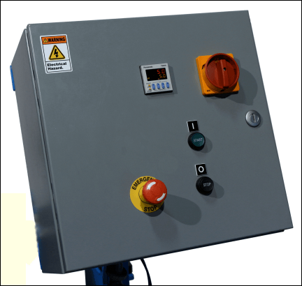 Control Box included in Control Package