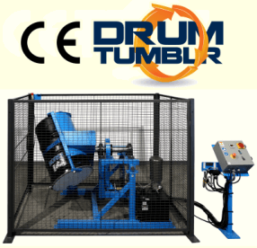 CE-Marked Drum Tumblers