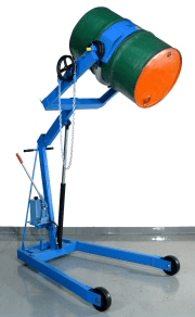 Hydra-Lift drum dumper