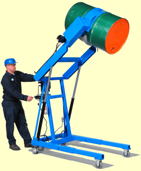 Heavy-Duty Hydra-Lift Karrier with AC power lift and tilt