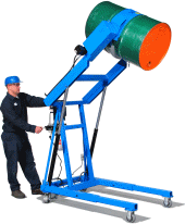 Heavy-Duty Hydra-Lift Karriers