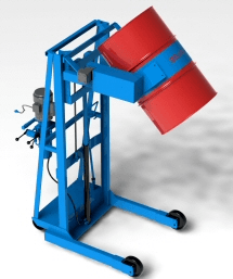 Single-Stage Vertical-Lift Drum Pourer - Model 510-110