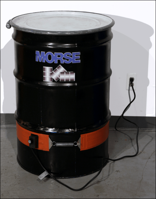 Drum Heater model # 710-55-115 for a 55-gallon metal drum