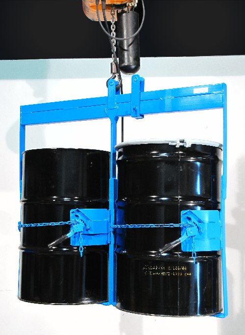 Custom 2-Drum Below-Hook Lifter