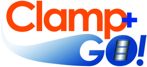 Clamp+Go Dolly Handle logo
