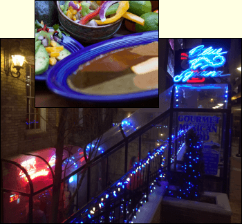 Blue Iguana Mexican Grill in Salt Lake City
