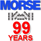 Morse Logo 90th Year