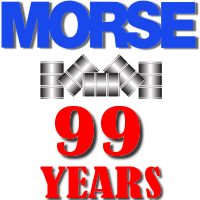 Morse has been in business for over 95 years