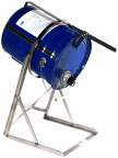 5-Gallon Can Tipper made of type 304 stainless steel - Model 15-SS Stainless Steel Pail Tipper