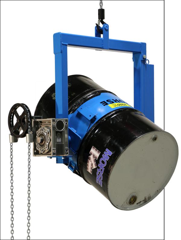 Images Of Below Hook Drum Carrier For 55 Gallon Steel Drum