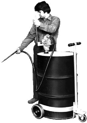 Morse 55 gallon barrel pump - drum hand pump