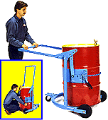 Morse Mobile-Karrier Model 80A drum carrier