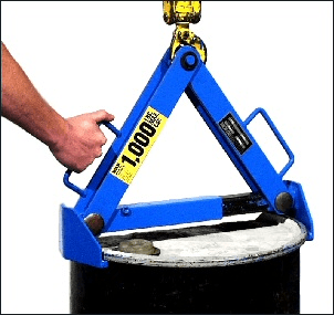 Model 92-30 for 30-gallon rimmed steel, fiber or plastic drum