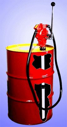 Manual Drum Pumps - Barrel Pumps - Morse Drum handling Equipment
