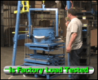 Below-Hook Drum Handler Load Test Video