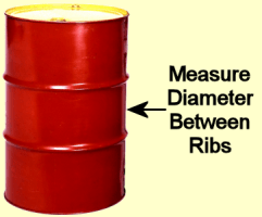 Where to Measure Drum Diameter