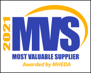 MHEDA - Most Valuable Supplier