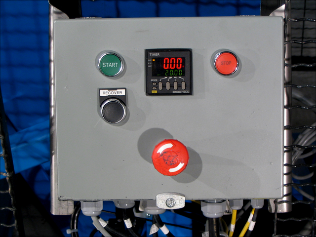 Control Package for 311 Series Automated Tilt-to-Load Drum Tumbler