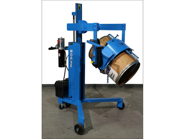 82A-GT-125 Palletizer with Diameter Adapter