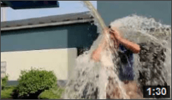Morse Takes the ALS Ice Bucket Challenge