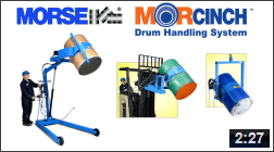 The MORCINCH Drum Handling System